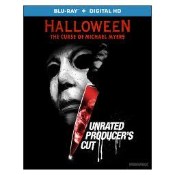 Halloween 6-curse of michael myers (blu ray) (ws/eng/fren/span sub) BR47854