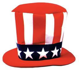 Uncle Sam Hat Foam GC121