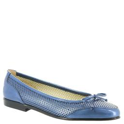 Amalfi by Rangoni Womens Oslo Almond Toe Slide Flats