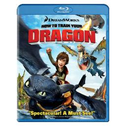 How to train your dragon (blu-ray/family icons oring) BR103497