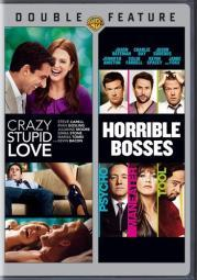 Crazy stupid love/horrible bosses (dvd/ebfe/2 disc) D413979D