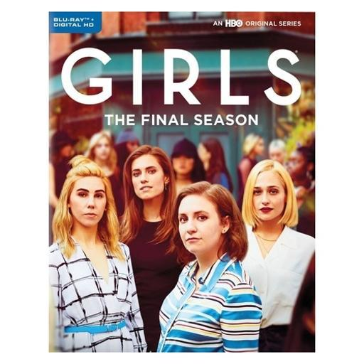 Girls-complete 6th season (blu-ray/digital hd/2 disc) B02GPNDZQ6I4BPOD