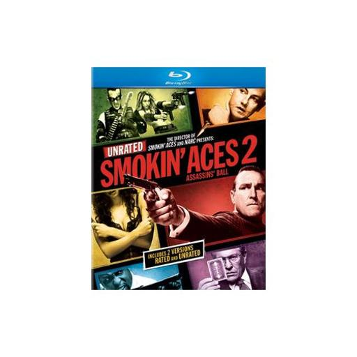 SMOKIN ACES 2-ASSASSINS BALL (BLU RAY) (ENG SDH/SPAN/FREN/DTS-HD) J7KC92WAZKXNADR6