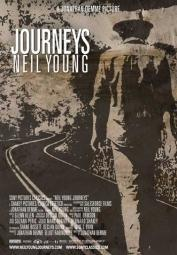 Neil Young Journeys Movie Poster (11 x 17) MOVIB35205