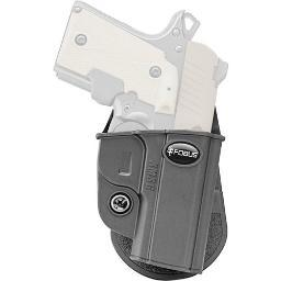 FOBUS KMSG FOBUS HOLSTER E2 PADDLE FOR SIG P938 P238 KIMBER MICRO-9