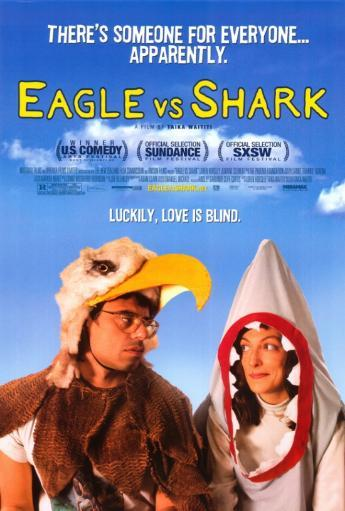 Eagle vs Shark Movie Poster Print (27 x 40) 872949