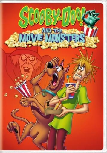 Scooby-doo & the movie monsters (dvd) EMAHJE0AFARITIYV