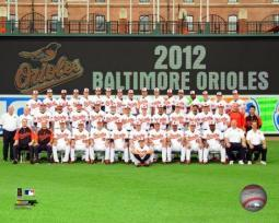 2012 Baltimore Orioles Team Photo Photo Print - from $15.26