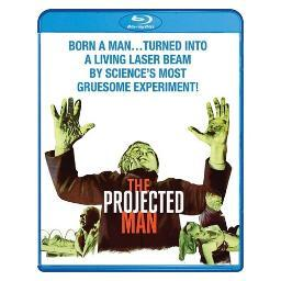 Projected man (blu ray) (ws) BRSF18111