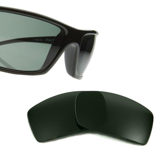 Best SEEK Polarized Replacement Lenses for Electric TECHNICIAN G-15 Green