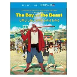 Boy & the beast (blu-ray/dvd combo/2 disc) BRFN01491