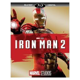 Iron man 2 (blu-ray/digital hd/re-pkgd) BR146368
