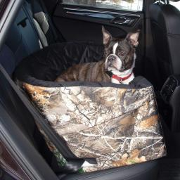K&h pet products 7630 camo k&h pet products realtree bucket booster pet seat large camo 14.5 x 22 x 19.5
