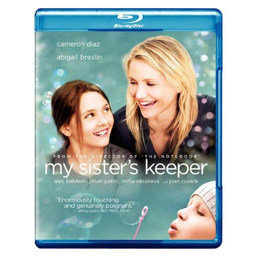 My sisters keeper (2009/blu-ray) 0HQ0PPDXX5S4B8YB