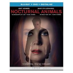 Nocturnal animals (blu ray/dvd w/digital hd) BR62184428