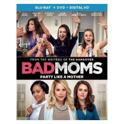 Bad moms (blu ray/dvd w/digital hd/uv) BR64180865