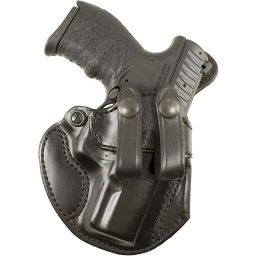 Desantis 028bay8z0 desantis cozy partner holster iwb rh leather glock 42 black