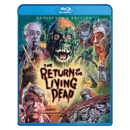 Return of the living dead (blu ray) (collectors edition/ws/2discs) PDQ4VRMNWHC5RDT6