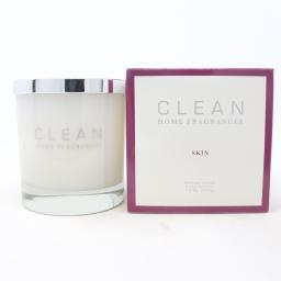 Clean Skin Scented Candle  7.5oz/212g New With Box