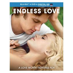 Endless love (2014) (blu ray/dvd combo pack) (2discs) BR61129817