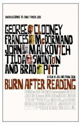 Burn After Reading Movie Poster (11 x 17) MOV417424