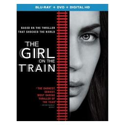 Girl on the train (blu ray/dvd w/digital hd) BR61179949