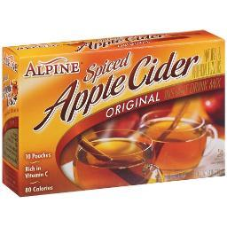 Alpine Spiced Apple Cider Instant Drink Mix
