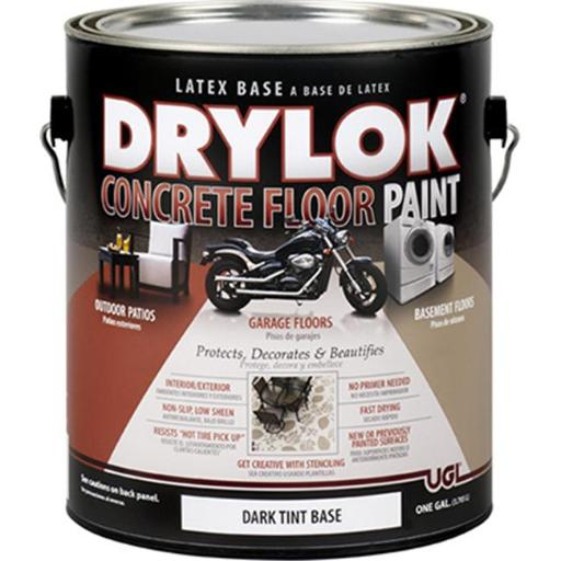 Zar 21713 1 Gallon Dark Tint Base For Concrete Floor Paint - Pack Of 2
