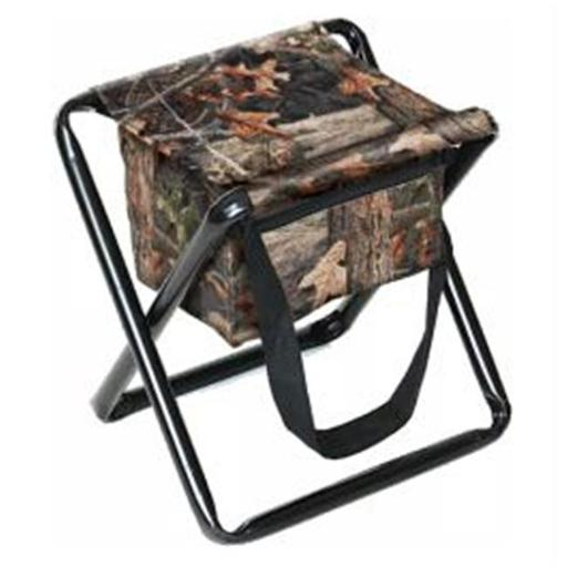 The Allen Co 4350 Camo Folding Stool Camping Furniture