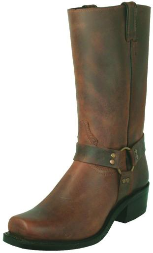 Boulet Motorcycle Boots Mens Dogger Harness Hill Billy Golden 2131 799144F2717EF74D