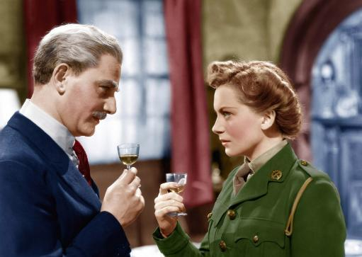 The Life And Death Of Colonel Blimp Anton Walbrook Deborah Kerr 1943 Photo Print SA8XRO7ZBESOOEHY