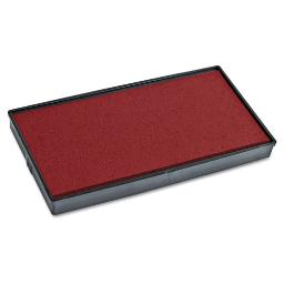Replacement Ink Pad For 2000Plus 1Si50P Red   Total Quantity: 1