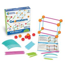 Learning resources stem explorers geo makers 9293
