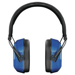 Champion 40979 vanquish electronic hearing-protection muffs (blue)