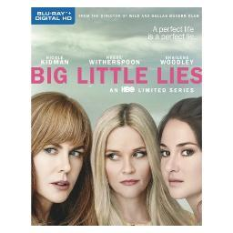 Big little lies-season 1 (blu-ray/digital hd/3 disc) BR648141