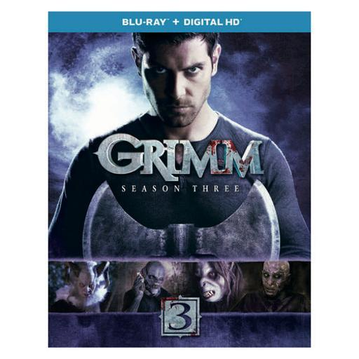 Grimm-season 3 (blu-ray/ultraviolet/5 disc) 1288075