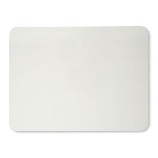 Lap Board 9 X 12 Plain White 1 Sided