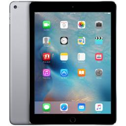 "Apple iPad Air 2 16GB WiFi 2GB iOS 10 9.7"" Tablet - Space Gray"