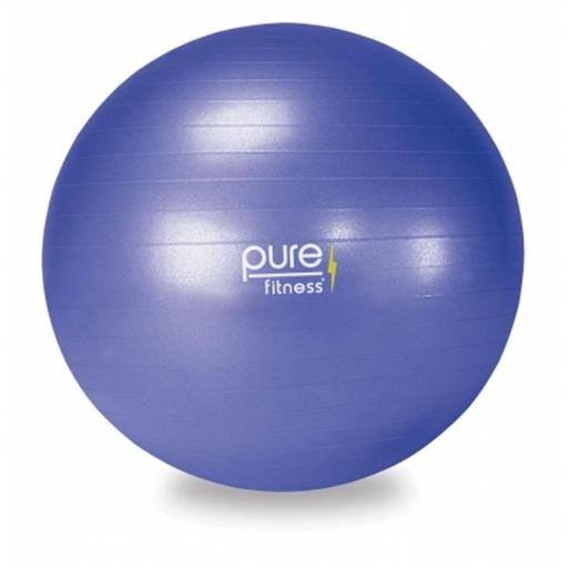 Pure Global Brands 8616FB Fitness 65cm Exercise Ball