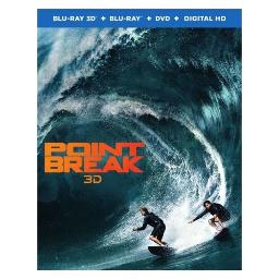 Point break (2015/blu-ray/hd3d) (3-d) BR579054