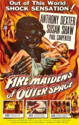 Fire Maidens Of Outer Space 1956. Movie Poster Masterprint EVCMMDFIMAEC005H