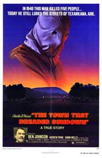 The Town That Dreaded Sundown Movie Poster (11 x 17) 817526