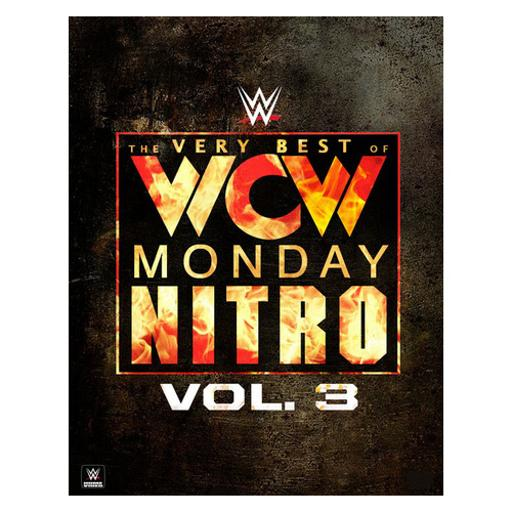 Wwe-very best of wcw monday nitro v03 (blu-ray/2 disc/ff) 1284205