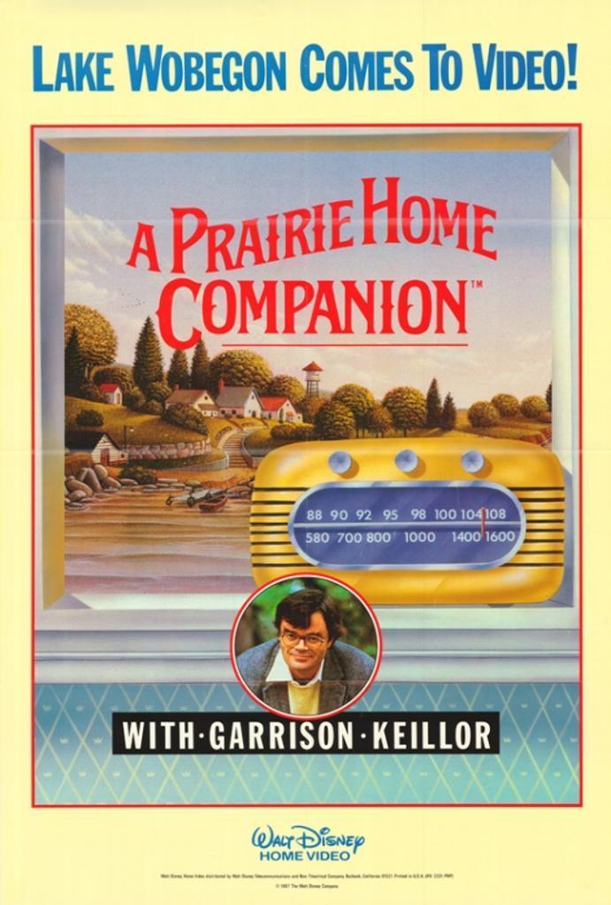 A Prairie Home Companion Movie Poster Print (27 x 40)