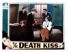 The Death Kiss Lobbycard From Left: Bela Lugosi John Wray David Manners Adrianne Ames 1932 Movie Poster Masterprint EVCMCDDEKIEC004HLARGE