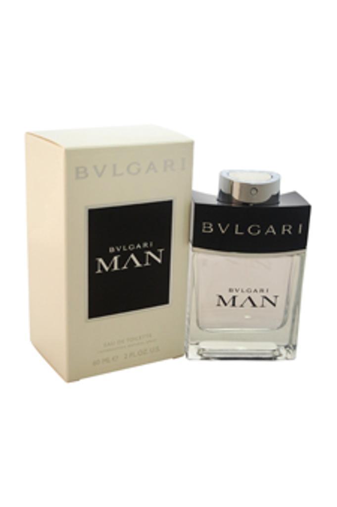 Bvlgari Man Bvlgari 2 oz EDT Spray for Men