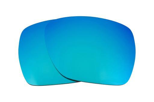 Best SEEK Polarized Replacement Lenses for Electric KNOXVILLE Blue Mirror