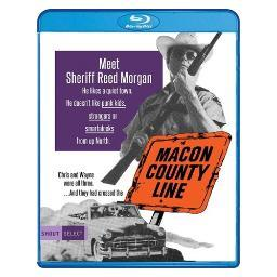 Macon county line (blu ray) (ws) BRSF18317