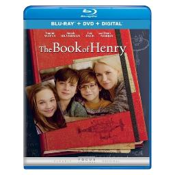 Book of henry (blu ray/dvd w/digital hd) BR62184507