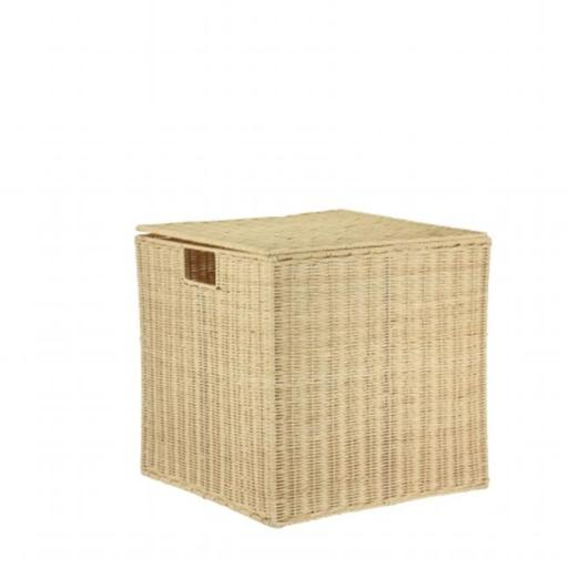 Household Essential ML-5735 Household Essentials Nested Box Set with Lids, Rattan